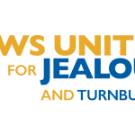 Jews United for Jealous and Turnbull- inverted no tagline
