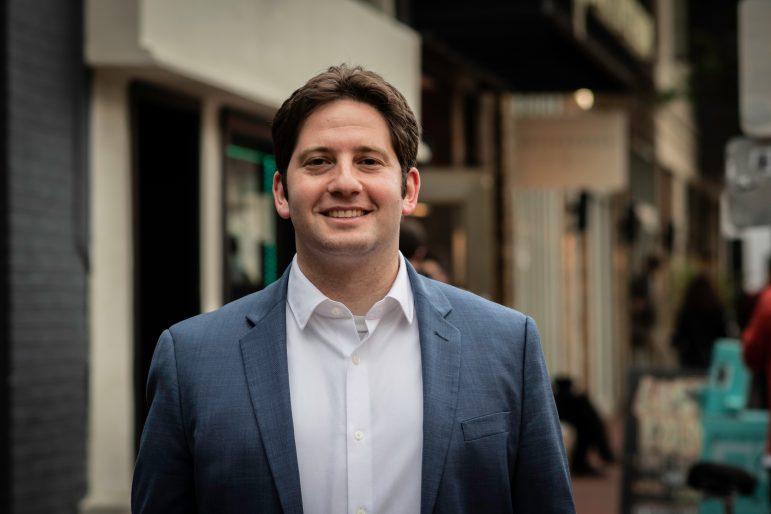 Jordan Grossman endorsement photo