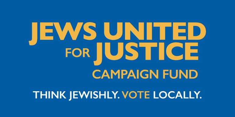 JUFJ Campaign Fund Logo.