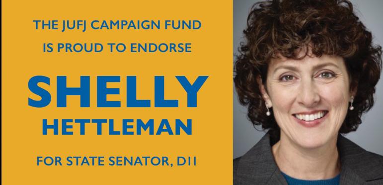 Shelly Hettleman endorsement